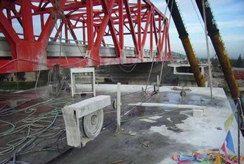 高架桥切割